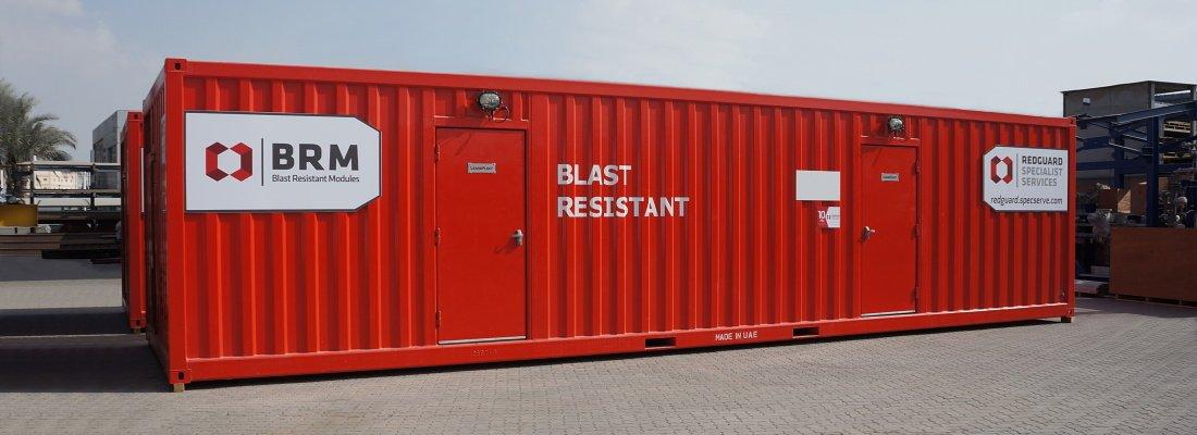 26 - Blast Resistant 2
