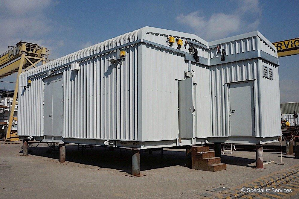 ES 01 - Electrical Skidwm