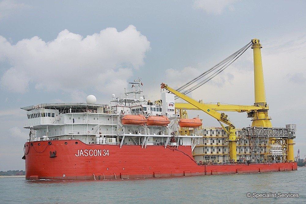 LQ 01 - 48 Modules 01 - Sea Trucks Group