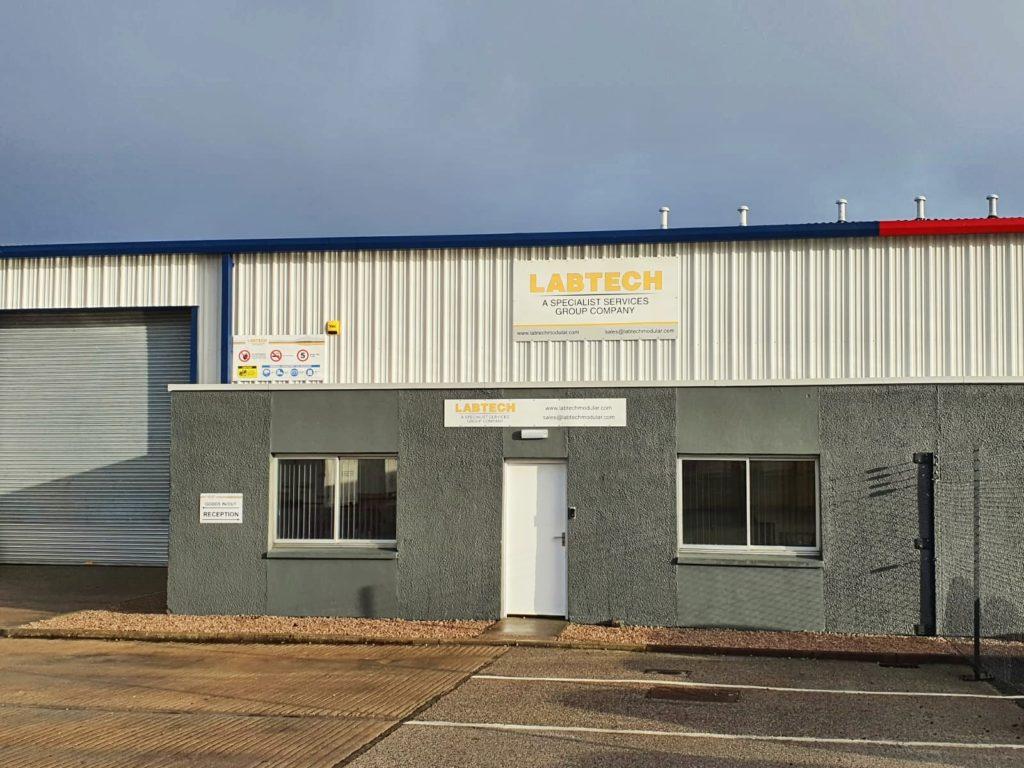 Labtech New Facility Jan 2021